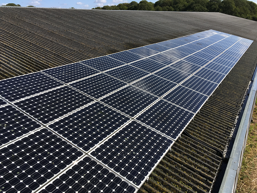 Cambridge University | Solar Panel Cleaning | Helios OM