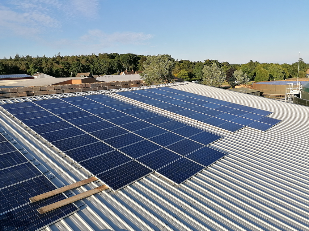 Solar Panel Cleaning | After | Helios OM