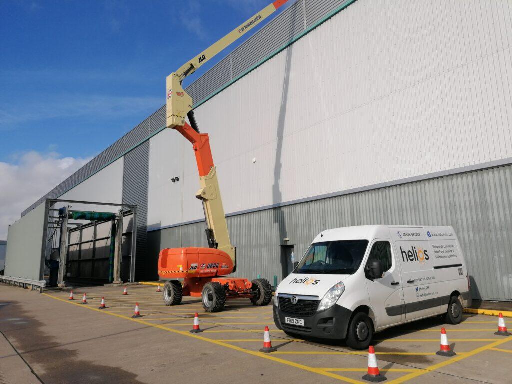 Carphone Warehouse - Set Up Area